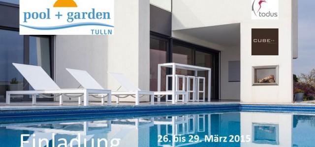 Innenarchitektur Linz  ladet ein zur Pool & Garden