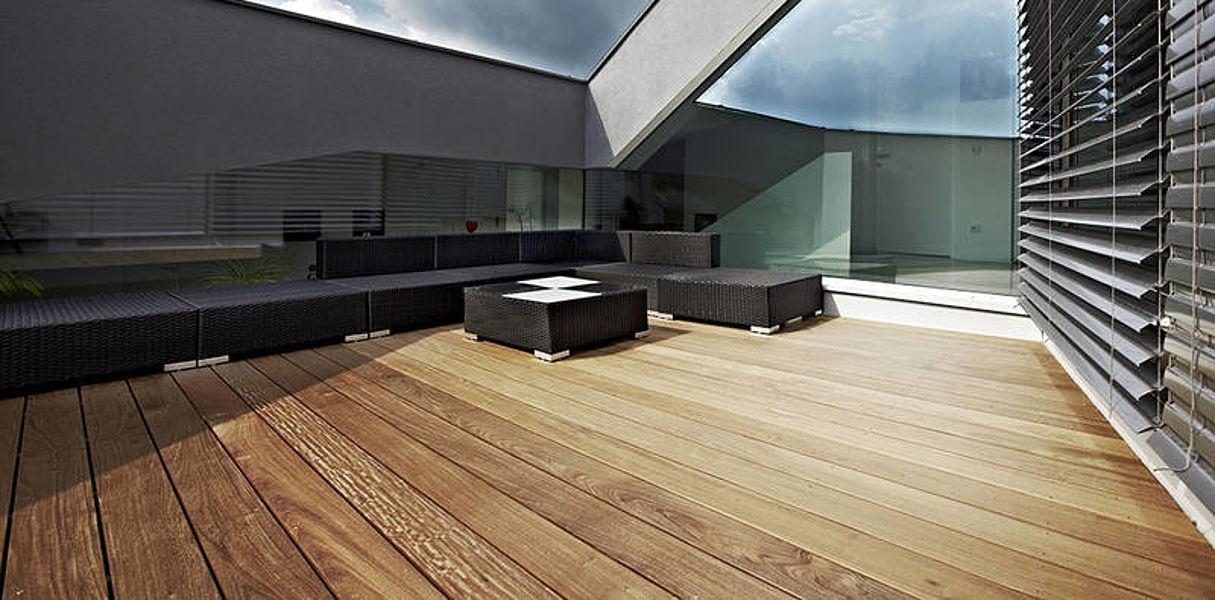 Terrassendielen - Ries ProDesign Jana Ries - Innenarchitektur Linz