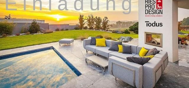 Ries ProDesign auf der pool&garden 2016