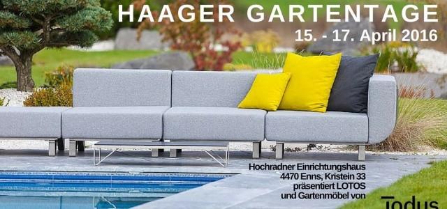 Haager Gartentage