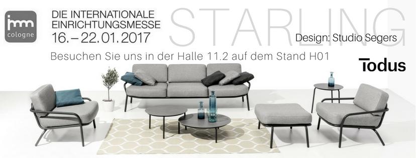 imm Cologne 2017 - Ries ProDesign – DI Jana Ries - Innenarchitektur Linz