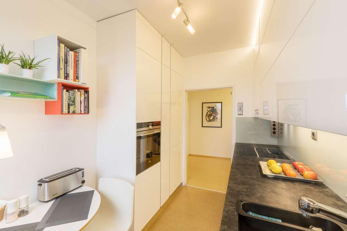 neue k che innenarchitektur linz ries prodesign. Black Bedroom Furniture Sets. Home Design Ideas