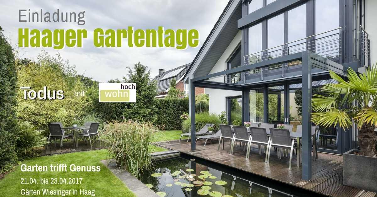 Haager Gartentage 2017