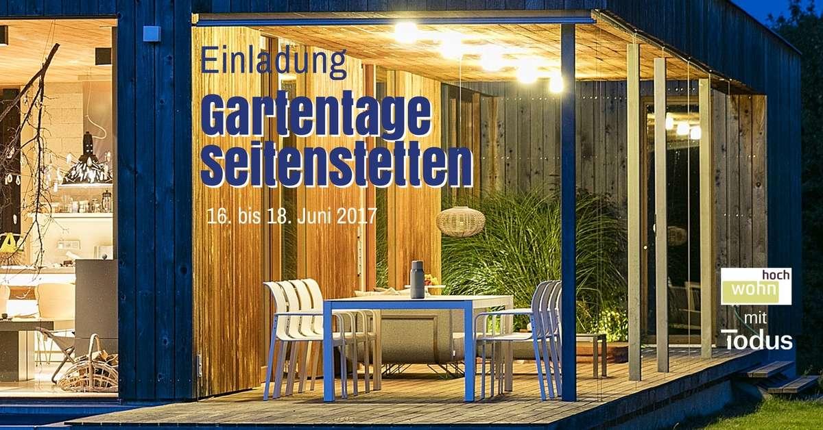 Gartentage Seitenstetten 2017
