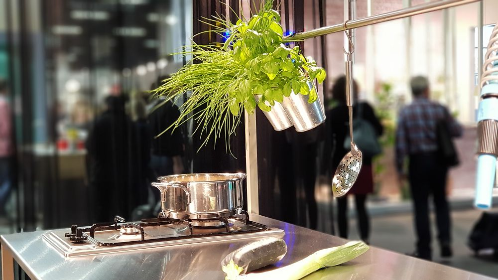 Neue Küche - Ries ProDesign – DI Jana Ries - Innenarchitektur Linz