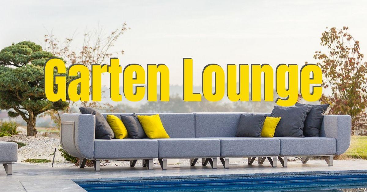 Die Garten Lounge