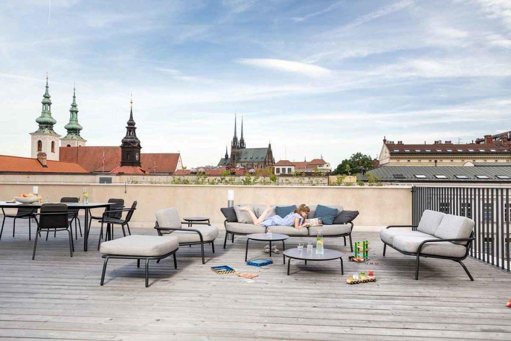 Garten Loungegruppe - Ries ProDesign – DI Jana Ries - Innenarchitektur Linz