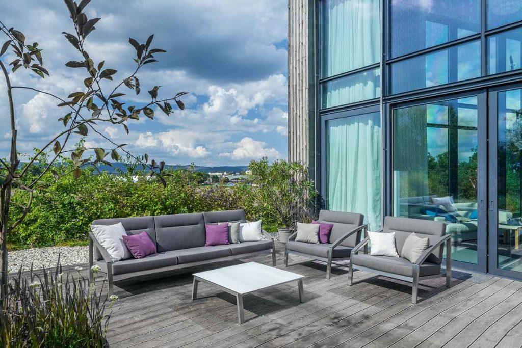 Garten Lounge - Ries ProDesign – DI Jana Ries - Innenarchitektur Linz