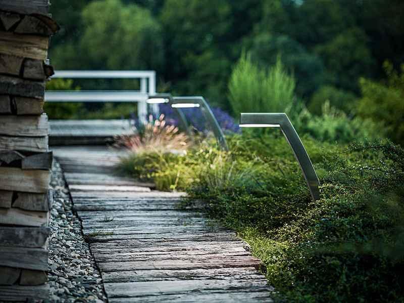 Gartenleuchten LED - Ries ProDesign – DI Jana Ries - Innenarchitektur Linz