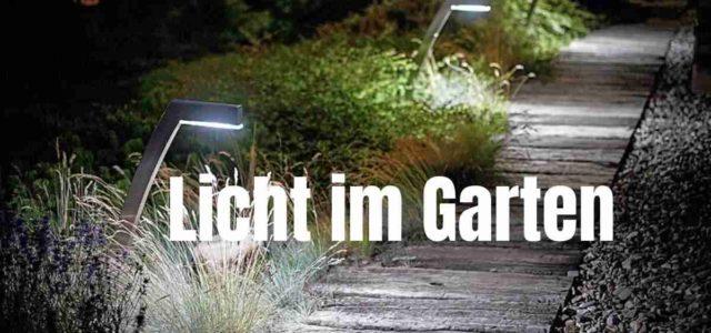 Gartenleuchten LED SAPHIRA