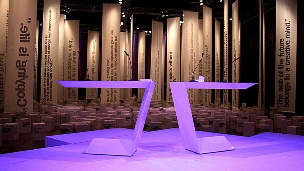 Design Rednerpult - Ries ProDesign – DI Jana Ries - Innenarchitektur Linz
