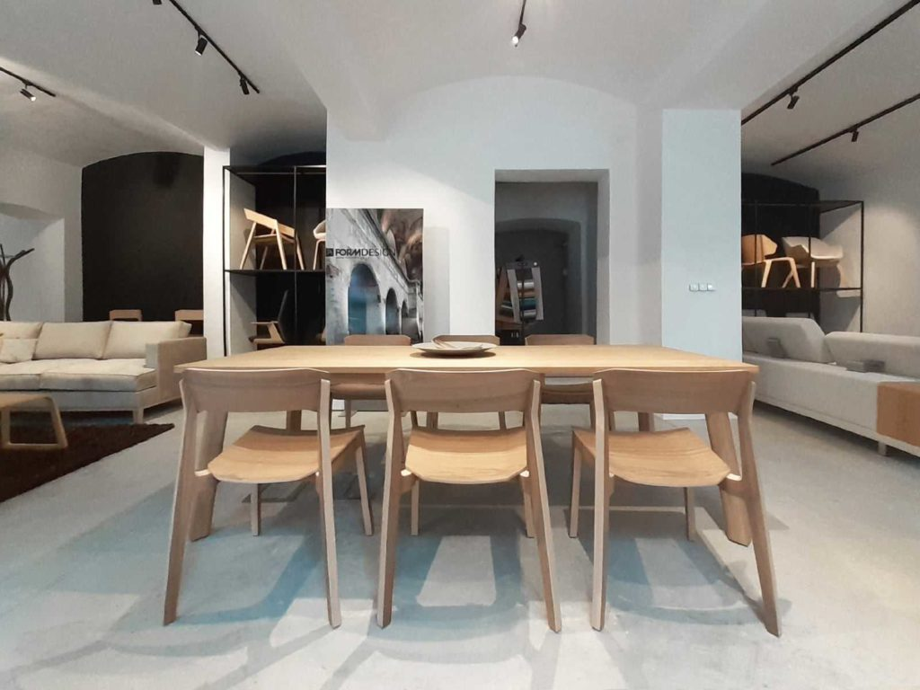 Holzstuhl SKY - Ries ProDesign – DI Jana Ries - Innenarchitektur Linz
